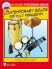 Contemporary Solos For Multi Percussion