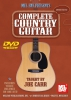 Carr Joe : Complete Country Guitar Volumes 1, 2 and 3