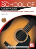 Carr Joe : School of Country Guitar: Chords, Accompaniment, Styles and Basic