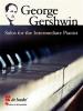 Gershwin George : GEORGE GERSHWIN / Solos for Intermediate Pianist - Piano