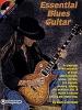 Celentano Dave : Essential Blues Guitar Dave Celentano Tab Cd