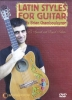 Chambouleyron Brian : Dvd Latin Styles For Guitar By B. Chambouleyron