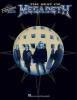 Megadeth : The Best Of Megadeth (Transcribed Scores)