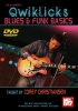 Christiansen Corey : QwikLicks Blues and Funk Basics