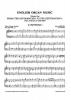 ORGUE Renaissance : Livres de partitions de musique
