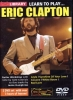 Clapton Eric : Dvd Lick Library Learn To Play Eric Clapton