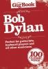 Dylan Bob : The Gig Book: Bob Dylan
