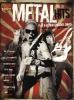 Guitar Play Along Vol.35 Metal Hits Tab Cd