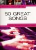 Cohen Leonard : Really Easy Piano 50 Great Songs