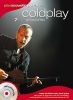 Coldplay : Coldplay Play Acoustic Guitar With Tab Cd