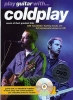 Coldplay : Coldplay Play Guitar With Tab Cd and Dvd