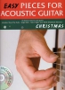 Collectif : Easy Pieces For Acoustic Guitar Christmas Cd