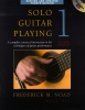 Noad Frederick : Frederick Noad: Solo Guitar Playing Volume 1 - Fourth Edition (Book/CD)