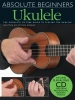 Sproat Steven : Absolute Beginners: Ukulele (Book And CD)