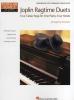 Joplin Scott : Joplin Ragtime Duets