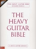 Daniels Richard : Heavy Guitar Bible Cd