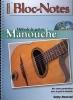 Daussat Samy / Reinhardt David : Bloc Notes Guitare Manouche Dvd + Cd