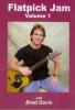 Davis Brad : Flatpick Jam, Volume 1