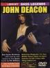 Deacon John : Dvd Lick Library Bass Legend Deacon John (Queen)