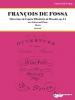 Fossa François De : Ouverture de l'Opera Elisabetta de Rossini