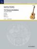 Wolters Burkhard : 12 Concert Etudes op. 41