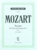 Mozart Wolfgang Amadeus : Violinkonzert 7 D-dur KV 271a