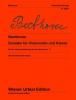 Beethoven Ludwig Van : Cello Sonatas