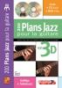 Robert Yannick : 200 PLANS JAZZ GTR 3D+CD+DVD