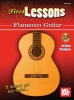 First Lessons: Flamenco Guitar - Book/CD Set