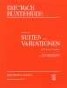 Buxtehude Dietrich : Sämtl.Suiten u. Variat. prakt.
