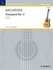 Bacarisse Salvador : Passepied No. II
