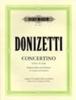 Donizetti Gaetano : English Horn Concertino in G