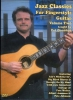 Donohue Pat : Dvd Jazz Classics For Fingerstyle Guitar Vol.2 Pat Donohue