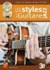 Les styles de la guitare jazz en 3D