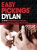 Dylan Bob : Dylan Bob Easy Pickings 17 Hits Guitar