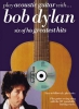 Dylan Bob : Dylan Bob Play Acoustic Guitar Tab Cd