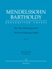 Mendelssohn-Bartholdy Felix : Die erste Walpurgisnacht op. 60. Ballade von Goethe für Soli, Chor und Orchester. Hrsg John Michael Cooper