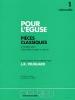 Feuillard Louis R. : Pour l'Eglise Vol.1
