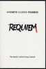 Lloyd Webber Andrew : Webber Andrew Lloyd Requiem Vocal Score Soprano