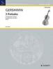 Gershwin George : 3 Préludes