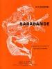 Haendel Georg Friedrich : Sarabande
