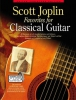 Joplin Scott : Scott Joplin Favorites For Classical Guitar (Book/Download Card)