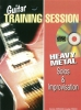 Devignac Emmanuel : Guitar training session - Solos and Impros Unplugged