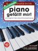 Heumann Hans-Günter : Hans-Günter Heumann: Christmas Piano Gefällt Mir! (Book/CD)