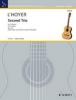 Hoyer Karl : Second Trio op. 42