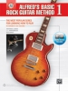 Gunod Harsnberger / Manus : Alfreds Basic Rock Guitar 1 (with code)