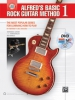 Gunod Harsnberger / Manus : Alfreds Basic Rock Guitar 1 (with DVD)