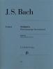Bach Johann Sebastian : Sinfonien (Dreistimmige Inventionen)