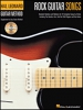 Hal Leonard Rock Guitar Method Rock Guitar Songs + Cd