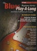 The Blues Play-A-Long and Solos Collection